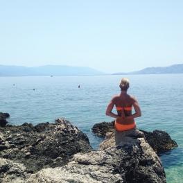 Meer-Meditation