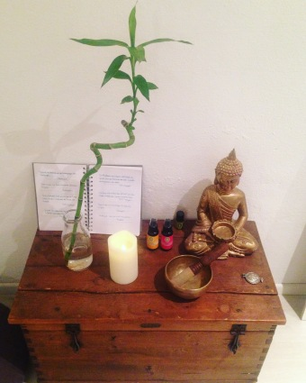 der kleine Altar