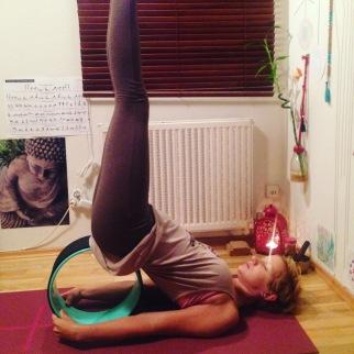 Abend-Yoga