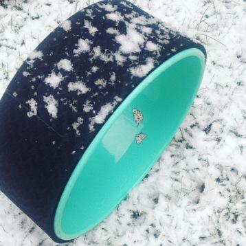 Wheely im Schnee