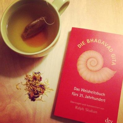 Tee und lesen