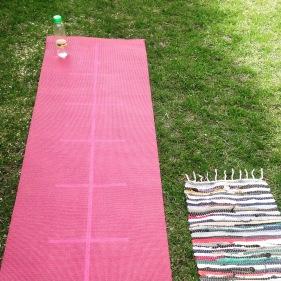 Easy Morning-Flow im Garten