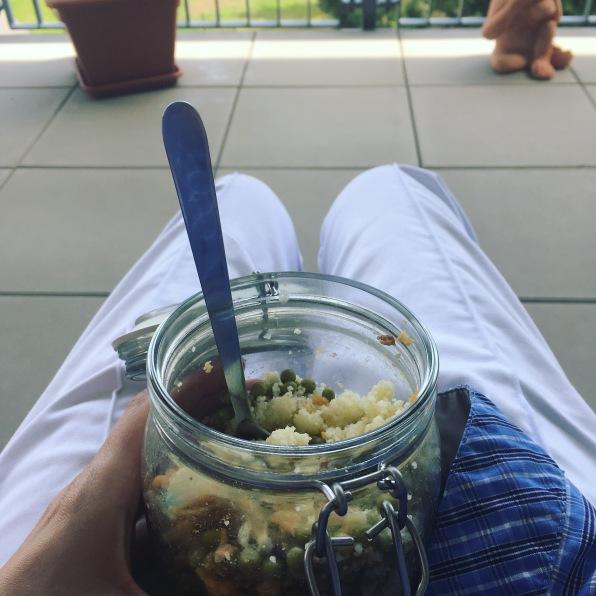 ZeroWaste-Mittagessen